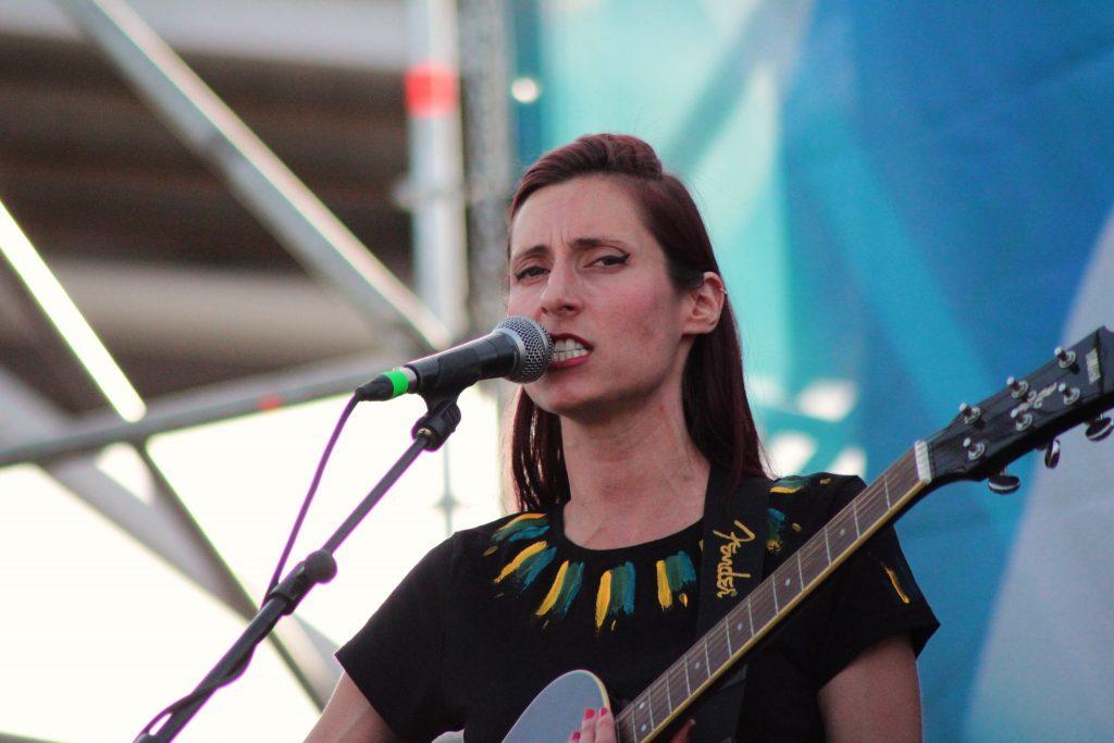 Vera Green, foto por Gema Clara.