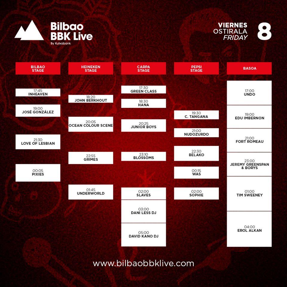 horarios-bilbao-bbk-live-2016-viernes